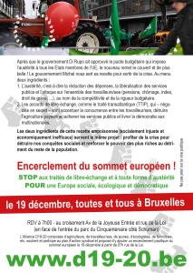 Giornata di mobilitazione europea contro il #TTIP