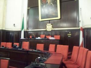 Sala Consiglio Comunale Milano