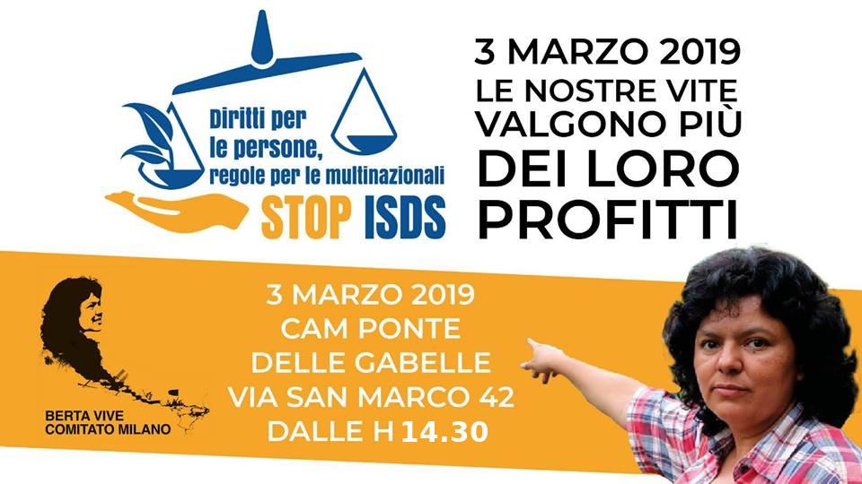 3 Marzo Milano - Le nostre vite valgono di più dei loro profitti